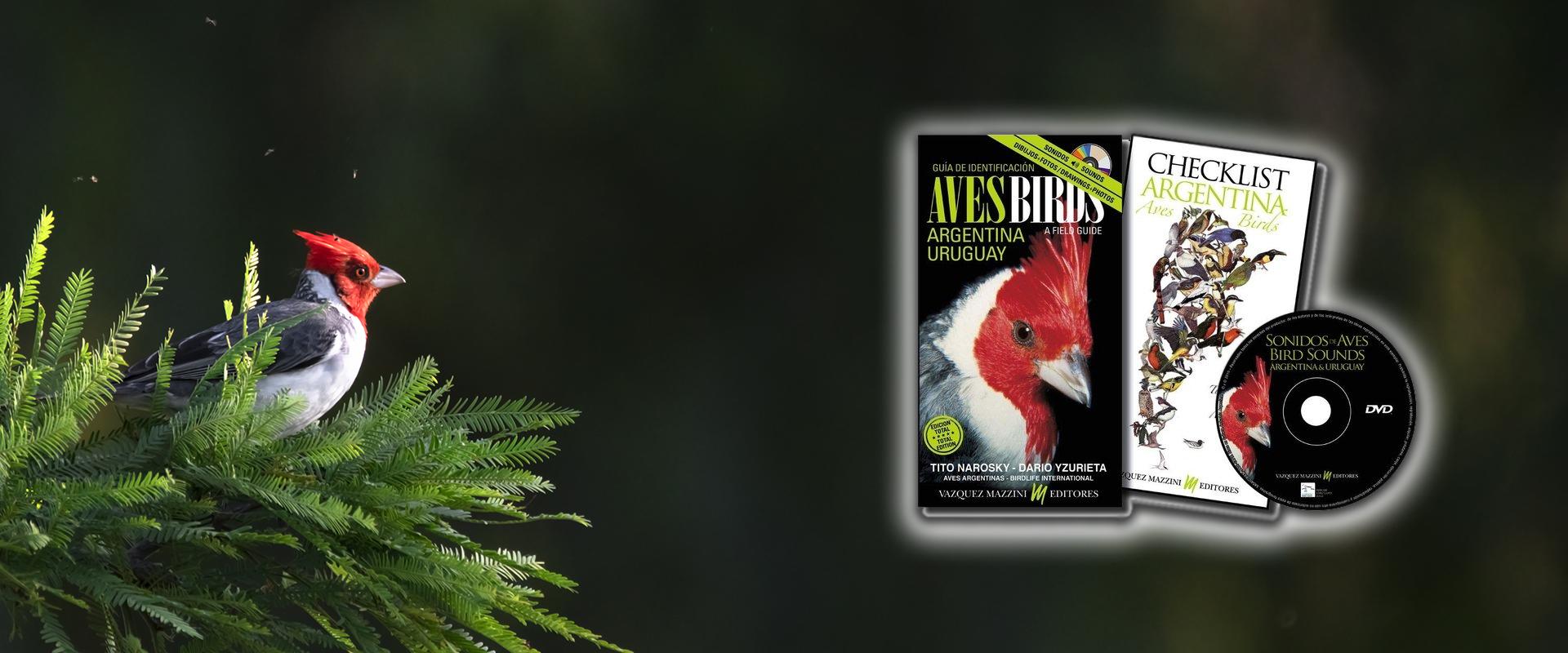 guia de aves de argentina