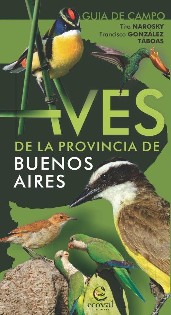 Libro Guía de Campo de la Provincia de Buenos Aires